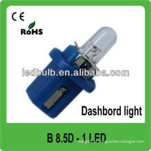 Auto Dashboard luz lâmpada T5 LED carro
