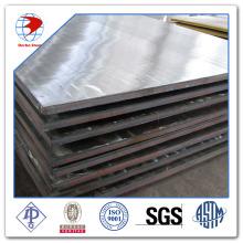 Placa de acero cortada Q235 B