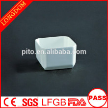 Factory direct wholesale chinese traditional square porcelain tea cup