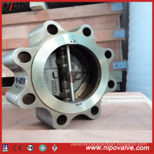 Albronze Retainerless Lug Type Dual Plate Check Valve