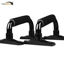 Suporte de Barra de Empurrar Multifuncional Fitness Soft Grips Aço