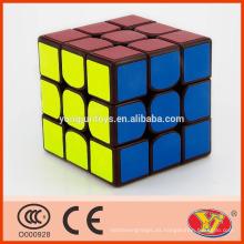 PP tipo de plástico profesional 3D rompecabezas de juguete educativo GuoGuan Yuexiao cubo