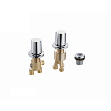 Factory bathroom bathtub brass faucet  shower simple mixer faucets