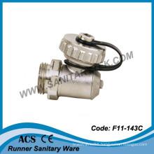 Brass Drain Valve / Discharge Valve (F11-143C)