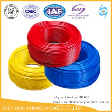 Электрический провод и кабель 6мм бесплатный образец хорошее качество конкурентоспособная Цена