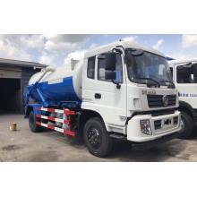 Nuevo Dongfeng DFA1063 3-8 m³ Camión para aguas residuales de succión