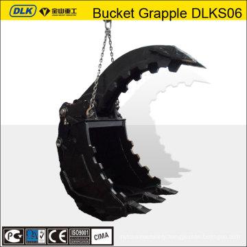 excavator grab bucket, excavator thumbs for BOBCAT excavator