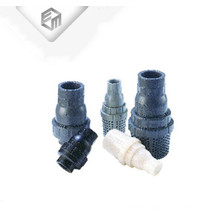 Faucet cartridge plastic valve filter core