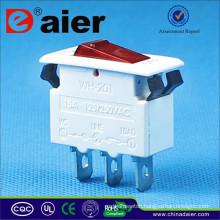 Daier 3PIN DC Circuit Breaker, Mini Circuit Breaker Switch*