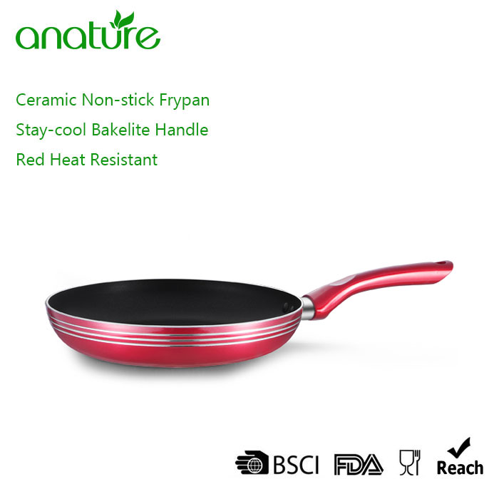 Wholesale Price 7pcs Nonstick Pans and Pots Set