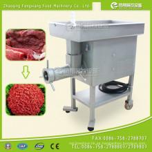 Picadora de carne industrial de tipo vertical