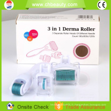 2015 Handsome face microneedle therapy Prix SKIN Care Derma Roll