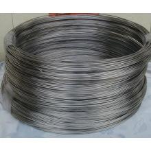 Diámetro 0.1-8.0mm * L Alambre de titanio en stock