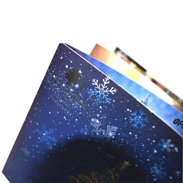 Custom Glossy Paper A5 Magazine Printing