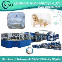 China Stable Baby Pull up Pad Machine with SGS (YNK500-SV)