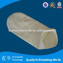 1um pp / pe / ptfe custo saco de filtro de poeira