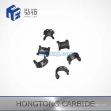 Moon-Shape Tungsten Carbide Wire Guide Inserts/Wheel