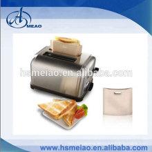 Nicht-Stick, Sandwich Toaster Toast Taschen - Set von 2