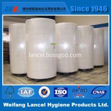 virgin carrier tissue white wood pulp