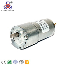 6v 12v gear motor 5mm shaft with dc motor with encoder