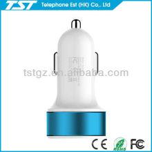 Blue Mix White High Speed Digital Smart Usb Chargeur de téléphone cellulaire