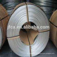 Fil d'aluminium de haute pure Chine fabricant