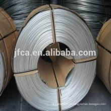 Высокая чистая алюминиевая проволока Китай производитель