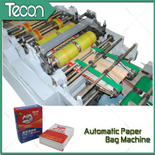Energy Saving Valve Paper Bag Making Machine with Flexo Printing