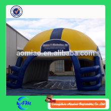 Large inflatable adult tunnel drying adult tunnel good quality inflatable sport tunnel for sale