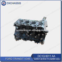 Véritable Assy DC1Q 6011 AA de bloc de bloc court du Transit V348