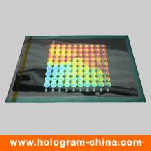 3D Laser Security Anti-Fake Hologgraphic Master