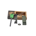 Most popular fire starter set with whistle