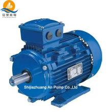 Motor eléctrico trifásico del arrabio de la serie de Y 0.75 ~ 315kW 1 ~ 430HP