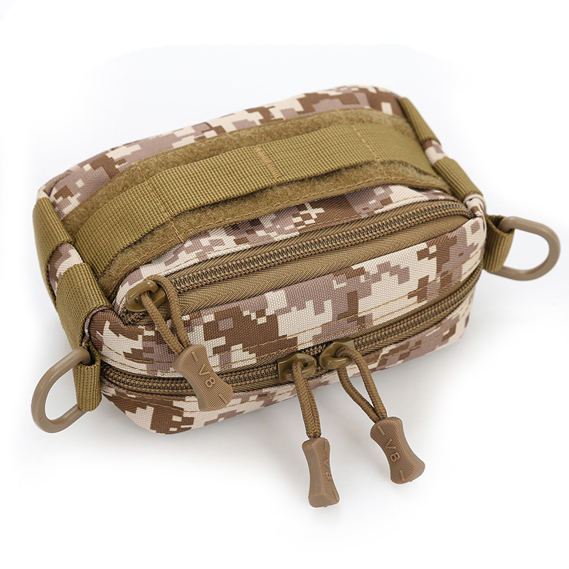 Army Camo Tactical Backpack