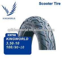 pneu de moto 100/90-10 scooter