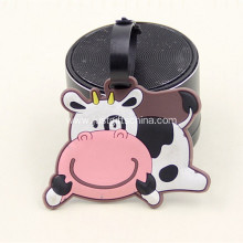 Promotional Cartoon Shaped Luggage Tags