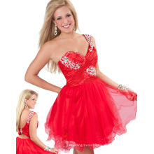 Vestido de novia barato vestido de noche vestido de noche corto TP12-10S