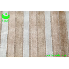 Stripe Velvet Sofa Fabric (BS4005)