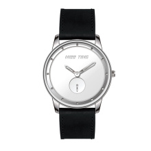 factory direct fashion low cost stainless steel back quartz wrist watch