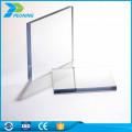 Résistance à la corrosion en Chine Feuille de couverture transparente en plastique dur de 16 mm d'épaisseur