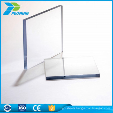 Wholesale price Bayer raw material polycarbonate solid flate sheet