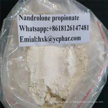 Poudre de propionate de Nandrolone stéroïde pour la croissance CAS 7207-92-3 de muscle