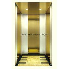 Titanium Gold Espelho Home Elevador