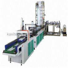 Non Woven Machine for Disposable Face Mask Making Kxt-FKM02 (attached installation CD)