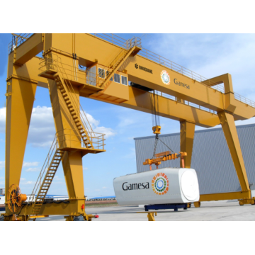 Gantry Crane Gderry Industri Ganda