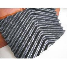 Película de PVC Rígida Cinza para Preenchimento de Torre de Resfriamento