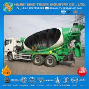 10cbm 12cbm 16cbm betongblandare Tanker