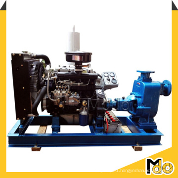Agricultural Diesel Centrifugal Priming Water Pump