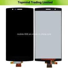 100% de control de calidad aprobado para LG G4 Ls991 Vs986 Pantalla LCD con pantalla táctil digitalizadora