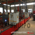 A new type of high quality corrugated plate automatic welding machine for semi-trailer